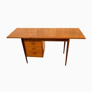 Vintage Foldable Desk by Arne Vodder for Sigh & Søns Møbelfabrik
