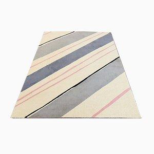 Danish Diagonals Rug from EGE Rya, 1980s