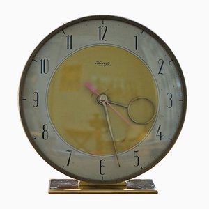 Orologio da tavolo di Kienzle International, anni '50