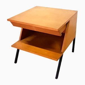 Mid-Century Side Table with Drawer from Trefac