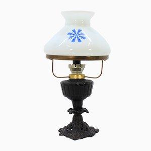 Lámpara de mesa checa, años 60