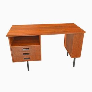 Schreibtisch aus Teak, 1960er
