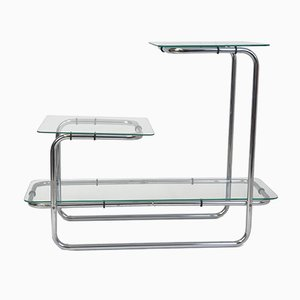 B136 Steel Shelves by Emile Guyot for Thonet, 1930s