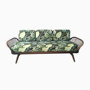 Dormeuse o divano vintage di Lucian Ercolani per Ercol, anni '70