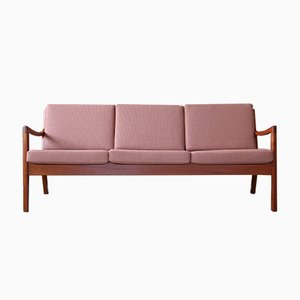 Danish Senator Sofa by Ole Wanscher for France & Son, 1960s