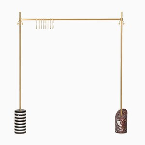 Boudoir Fetiche Clothes Rack by Savvas Laz