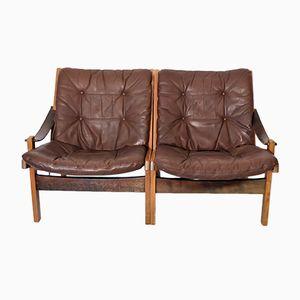 Vintage Sofa von Torbjørn Afdal für Bruksbo, 1960er