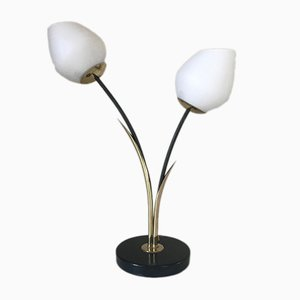Roseaux Lamp from Lunel, 1960s