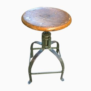 Vintage Model 203 Stool from Biénaise