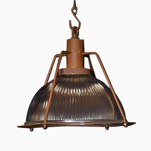 Lampada in acciaio di Hoxton, anni '60