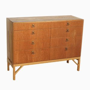 Chest of Drawers by Børge Mogensen for FDB, 1950s