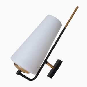 Wandlampe von Arlus, 1950er
