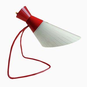 Lampe de Bureau Modèle 1621 Vintage par Josef Hurka pour Napako
