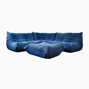 Modulares Togo Sofa Set von Michel Ducaroy für Ligne Roset, 1973