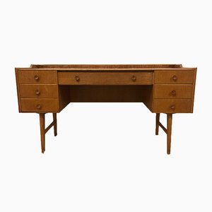 Small Mid-Century Oak Desk from Meredew, 1960s