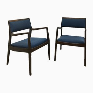 C140 Playboy Armchairs by Jens Risom, 1960s, Set of 2