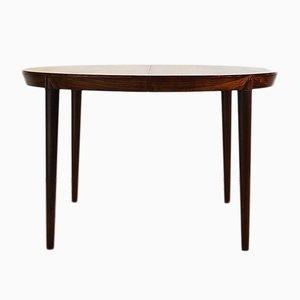 Table de Salle à Manger Modèle 71 Mid-Century en Palissandre par Severin Hansen pour Haslev Møbelsnedkeri