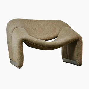F598 Groovy Chair by Pierre Paulin for Artifort, 1970s