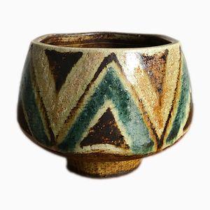 Dänische Keramikschüssel, 1950er