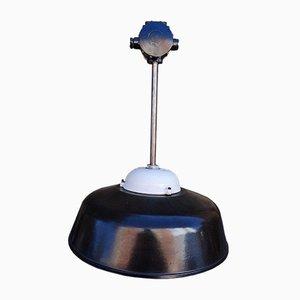 Lámpara colgante alemana oriental de baquelita, años 60