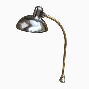 Vintage 6740 Table Lamp by Christian Dell for Kaiser Idell, 1950s