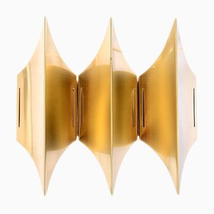Vintage Gothic III Wall Light by Bent Karlby for Lyfa