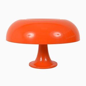 Lampada da tavola Nesso di Giancarlo Mattioli ed Urban Architects Group per Artemide, anni '60