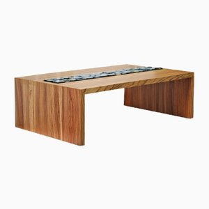 Table Basse ZEBRA par Alain Marzat