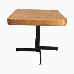 Tavolo System di Charlotte Perriand per Les Arcs, anni '60