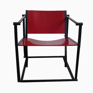 Chaise Cube par Radboud Van Beekum pour Pastoe, 1981