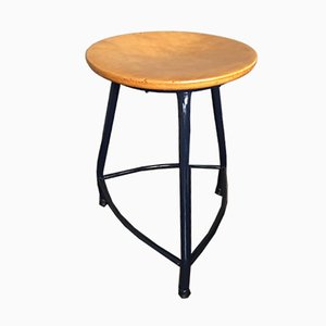 Vintage Stool by Friso Kramer for Ahrend De Cirkel
