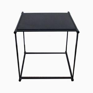 Table d'Appoint Cube par Radboud Van Beekum pour Pastoe, 1981