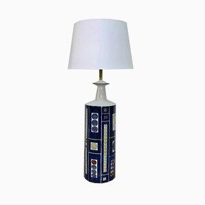 Lámpara de pie Royal 8 de Inge-Lise Kofoed para Fog & Morup, 1967