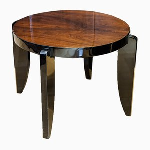 Table d'Appoint Art Deco en Palissandre