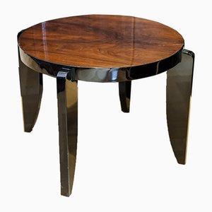 Tavolino Art Déco in palissandro