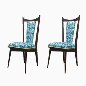 Esszimmerstühle, 1960er, 2er Set