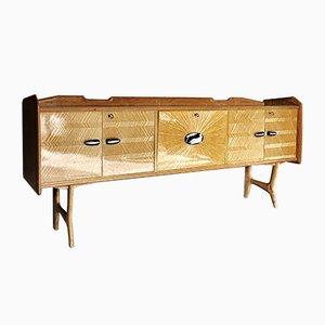 Sideboard aus Bergahorn, 1950er