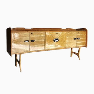 Sycamore Sideboard, 1950s
