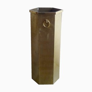 Brass Umbrella Stand, 1960s