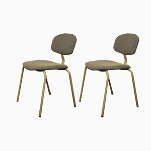 Vintage Stühle von Strafor, 1970er, 2er Set