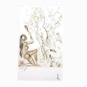Grabados Decameron de Salvador Dalí, 1972. Juego de 10
