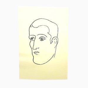 Apollinaire by Henri Matisse, 1952