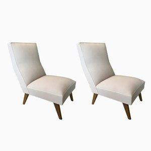 Fireside Chairs, 1960s, Set of 2