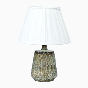 Ceramic Table Lamp by Gunnar Nylund for Rörstrand, 1950s
