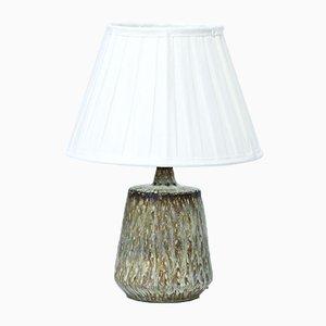 Tischlampe aus Keramik von Gunnar Nylund für Rörstrand, 1950er