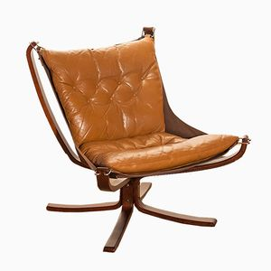 Lounge Chair by Sigurd Ressell, 1970s