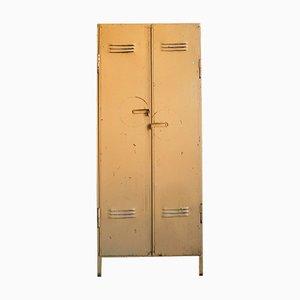 French Metal Locker, 1950s