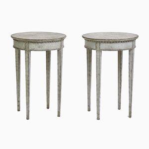 Tavolini, XIX secolo, set di 2