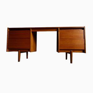 Mid-Century Teak Desk by John Herbert for A. Younger Ltd.