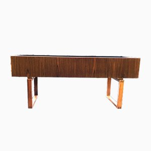 Danish Rosewood Planter by Kai Kristiansen for Salin Mobler, 1960s